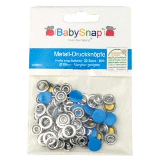 Baby Snap button metall 30u -Ref.105806.10,5-