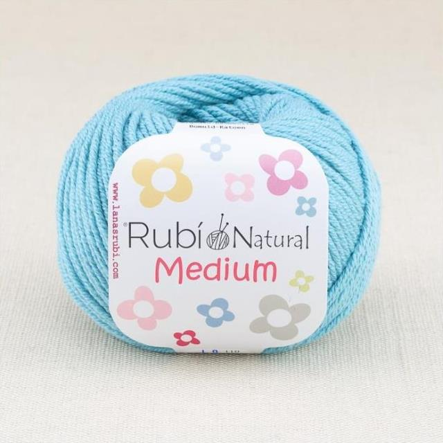 Rubí Natural Medium 50gr 6un -*Ref.VHA06-