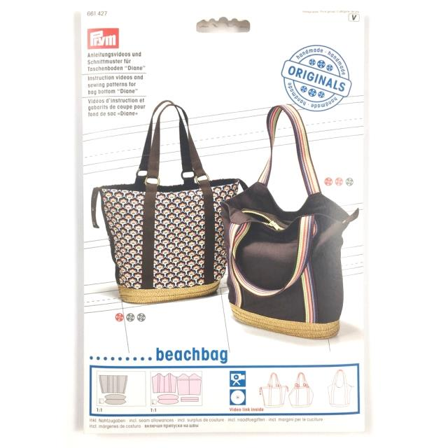 Video instrucciones bolsa -Ref.661427-