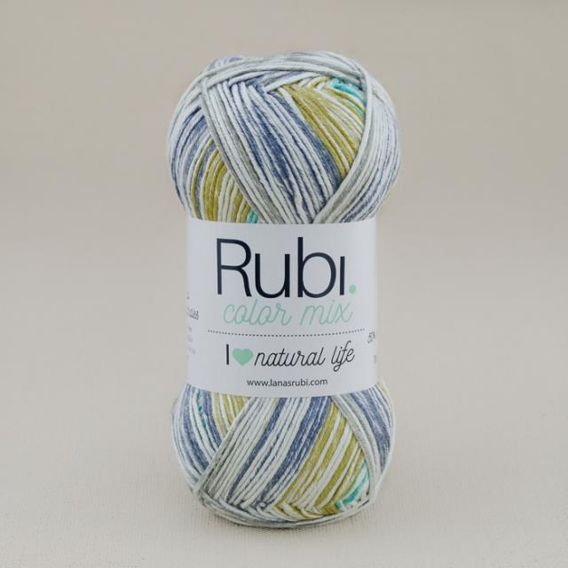 Rubí Color Mix 50%alg 100gr 5un -Ref.VHA18-